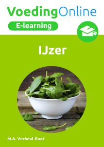 E-learning module IJzer