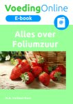 E-book Alles over Foliumzuur