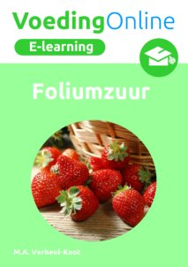 E-learning module Foliumzuur