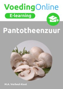 E-learning module Pantotheenzuur