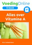 Alles over Vitamine A