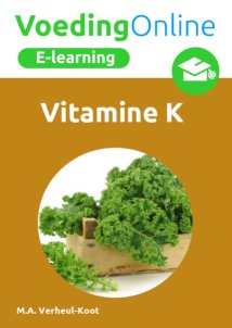 E-learning module Vitamine K