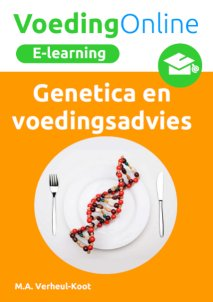 E-learning Genetica en voedingsadvies