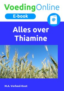 Alles over Thiamine (vitamine B1)
